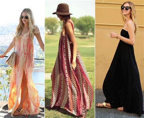 the best shoes to wear with maxi dresses and skirts
