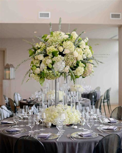 Wedding Reception Flower Centerpiece by Centerpieces That Will Take Your Reception Tables To