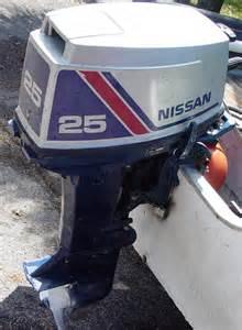 Nissan Outboard Motor Nissan 25 Hp Outboard Boat Motor