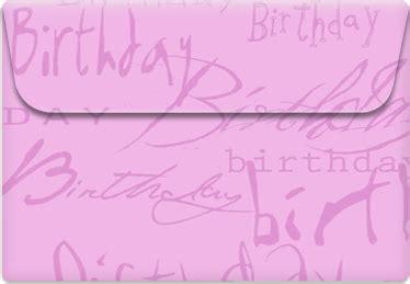 printable envelope template birthday