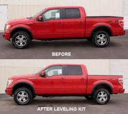 Ford F150 Kits 2009 2018 Ford F150 Leveling Kit Tuff Country 22909