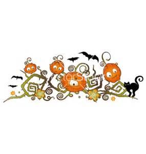 halloween border vector by christine krahl image
