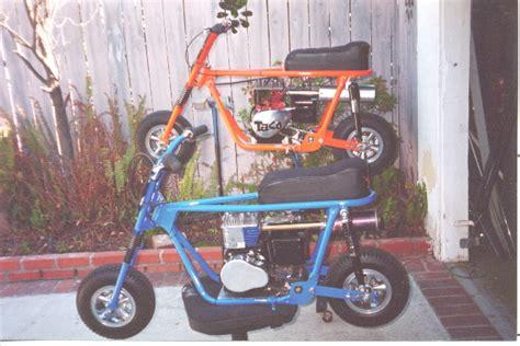 doodle bug mini bike plans taco minibike