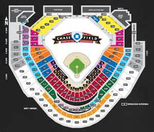 arizona diamondbacks stadium map season ticket seating and pricing arizona diamondbacks