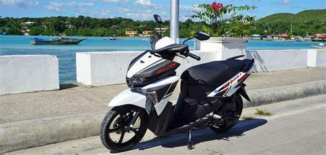 motor scooter rental bohol scooter rentals in panglao tagbilaran bohol guide