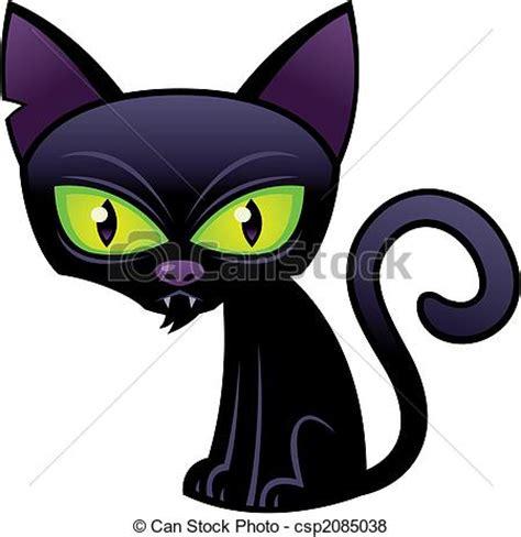 imagenes en negro de halloween vector de halloween negro gato vector caricatura