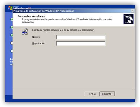 tutorial xp tutorial de instalaci 243 n windows xp