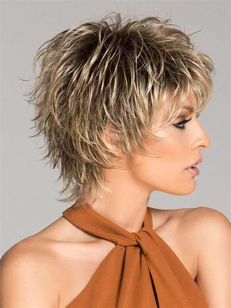 spiky top inverted bob opt for the best short shaggy spiky edgy pixie cuts and
