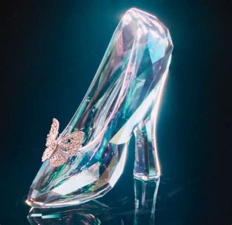 cinderlla slipper cinderella s glass slipper takes centre stage in new