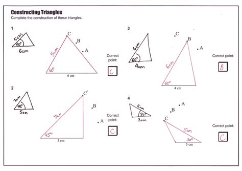construct a triangle constructing triangles mathsfaculty