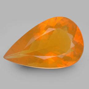 Yellow Opal Mexico 4 6 Ct opal 16 1 carat pear from mexico and