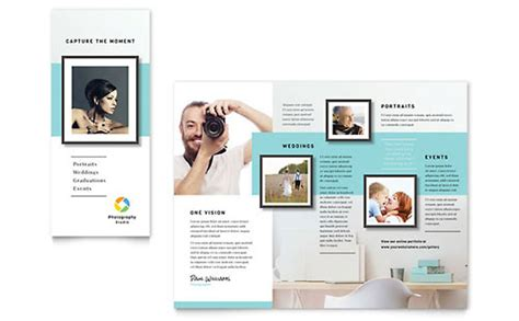 free photography advertising templates photographer flyer ad template design