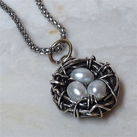 how to make jewelry for beginners jewelry tutorial bird s nest wire wrapped pendant