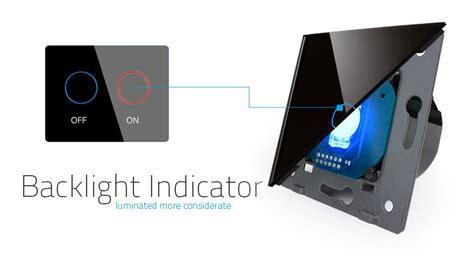 schwarze lichtschalter lichtschalter fernschalter funkschalter remote glas