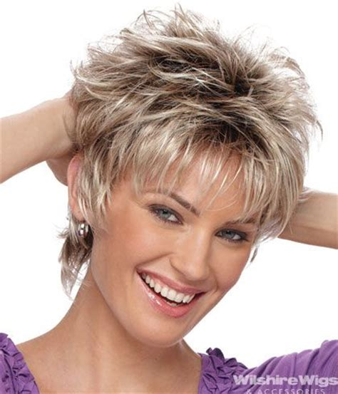 short shag wigs for women over 50 | short hairstyle 2013