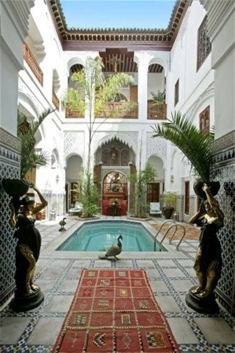 moroccan style home beautiful moroccan courtyard moroccan room pinterest