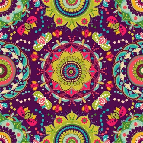 imagenes de mandalas coloridas papel de parede mandalas