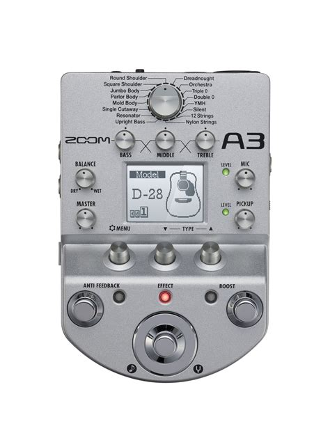 best pre for acoustic guitar a3 pre effects for acoustic guitar zoom
