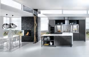Grey And White Kitchen Ideas Grey White Kitchen Design Stylehomes Net