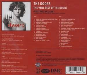 the doors best of album addition product information
