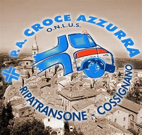 trans porto d ascoli diventa volontario della croce azzurra di ripatransone
