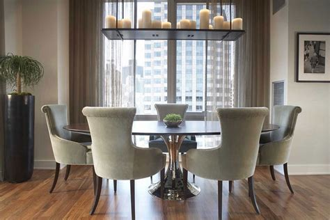 20 Perfectly Shaped Oval Pedestal Table for your Dining