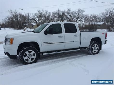 2012 gmc 2500 for sale in canada