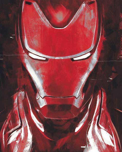 wallpaper iron man avengers endgame hd movies