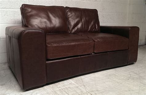 leather hide a bed sofa regent leather sofa bed shop for leather sofabeds