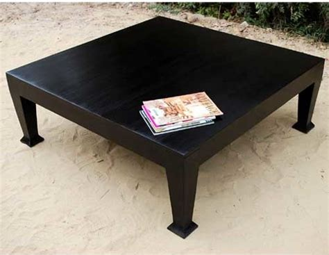 black square cocktail table rustic wood black cocktail sofa square coffee table