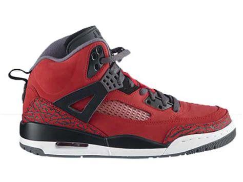 imagenes de zapatillas rojas para hombre zapatillas botines para hombre de moda nike jordan spiz