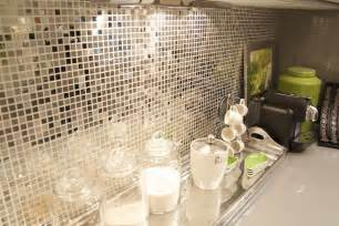 mirror tile backsplash kitchen glass tile backsplash design ideas