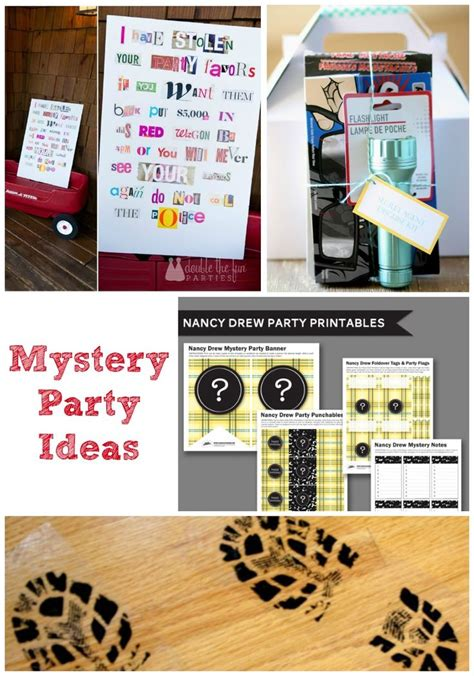 secret clue ideas 83 best images about mystery dinner on