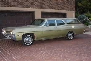 find used 1968 chevrolet impala 6 passenger station wagon