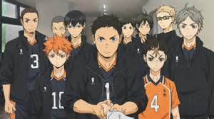haikyuu tv anime season 3 confirmed in fall