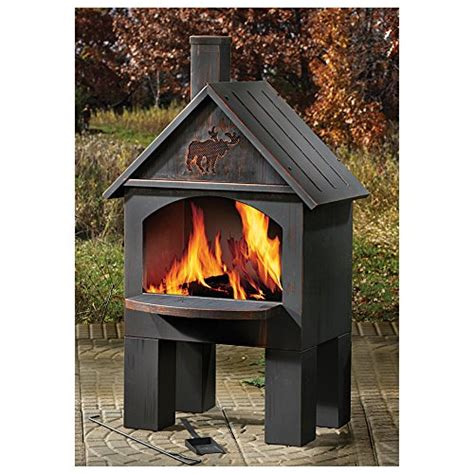 Chiminea Cooking Grate by Cabin Style Cooking Chiminea Glow Home Decor Small