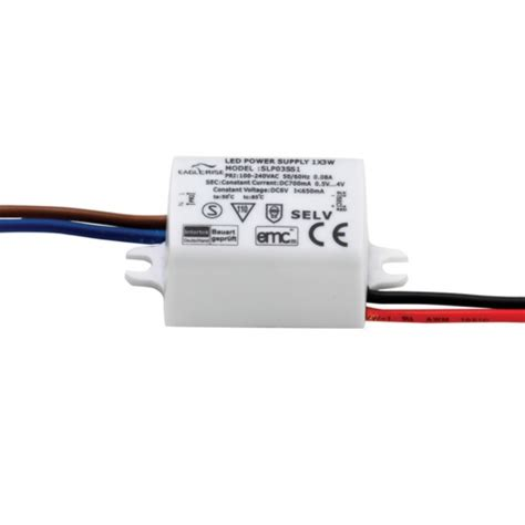 Promo Led Driver 2 3 2 3 W 300 Ma Casing Plastik For Panel Led 2 Warn led driver 350ma 3w 1275