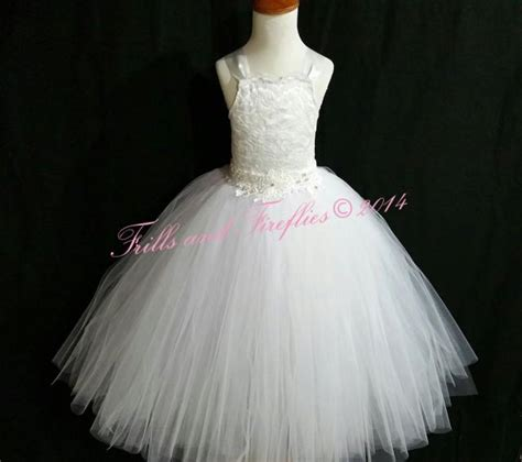 Tutu Dressesno2 Sizes ivory flower corset dress lace halter dress tutu dress several dress colors available size