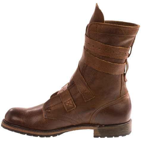 vintage shoe company boots vintage shoe company isaac tanker boots for 9424n