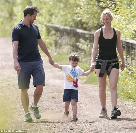 claire danes son claire danes and husband hugh dancy hold hands with son