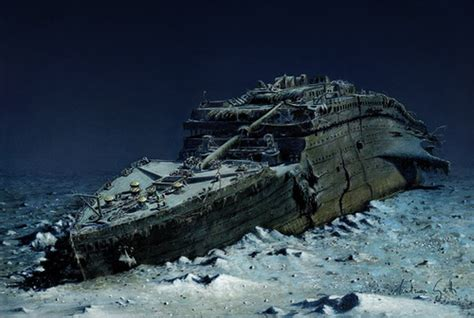 titanic real boat underwater titanic remains titanic images underwater need learning