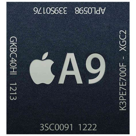 apple a9 tsmc advancing production of chips based on 16nm process