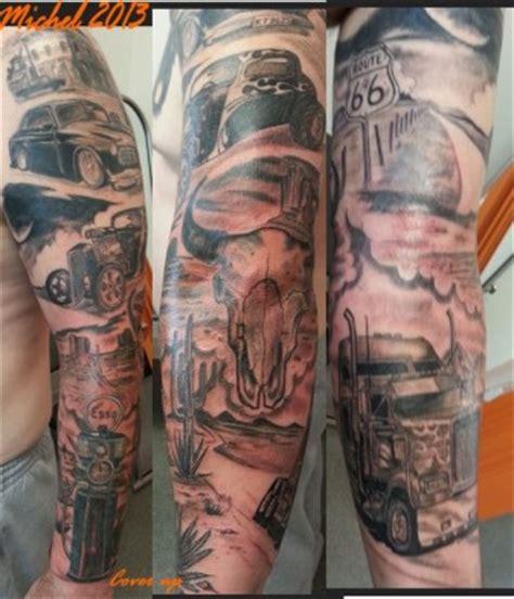 tattoo bras homme