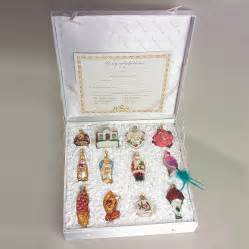 wedding themed ornaments by merck family s great gifts