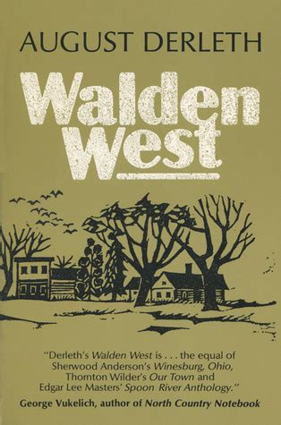 walden book author walden west by august derleth reviews discussion