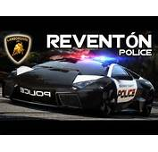 LAMBORGHINI REVENT&211N POLICE  NFS Hot Pursuit YouTube
