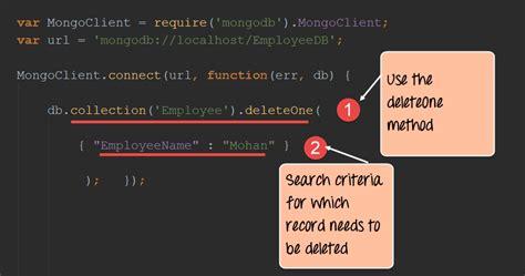 node js tutorial exles demos node js mongodb tutorial with exles