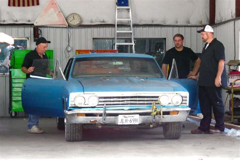 The Garage Discovery the chevelle misfit garage discovery