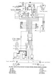 kubota l48 tractor wiring diagrams kubota rtv 900 wiring