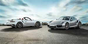 Porsche 911 Turbo S 2017 Porsche 911 Turbo S Review Specs And Price 2017